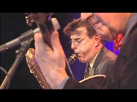 Marty Grosz - It's a Sin to Tell a Lie (Live) - widescreen