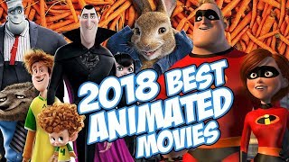 Best Upcoming 2018 Animated Movies You Can