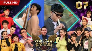 GENIUSES DECIPHER| GMKT #7 FULL| A man can attract mental and an Asian record play 14 instruments