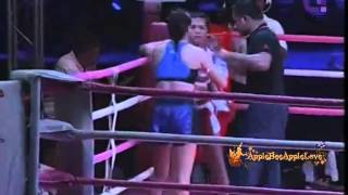World Muay Thai Angels Final April 13th, 2014