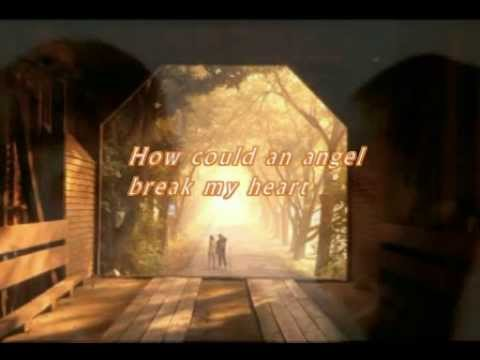 Toni Braxton Feat Kenneth Edmonds - How Could An Angel Break My Heart (lyrics) video