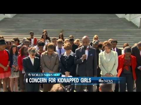 WEBCAST: Concern grows for kidnapped girls in Nigeria
