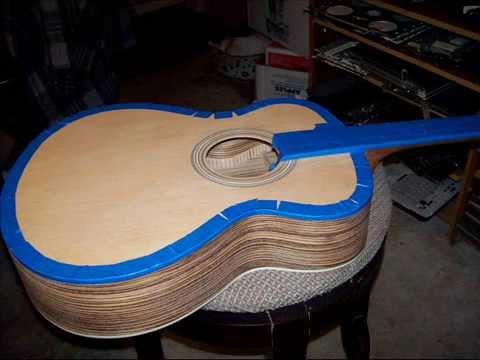 Jumbo Acoustic Guitar Kit Diy Acoustic Guitar Kit