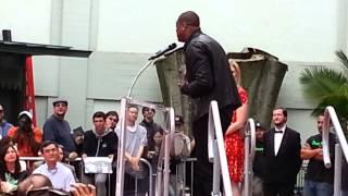Chris tucker speech for jackie chan