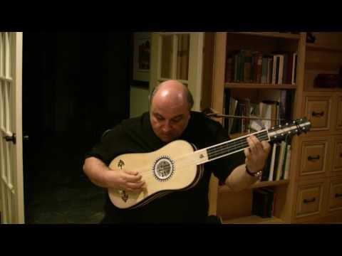Folias in C Major by Francesco Corbetta for Baroque Guitar