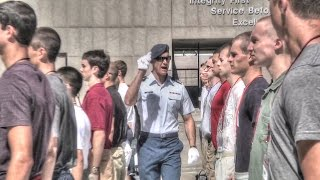 Air Force Academy – First Day