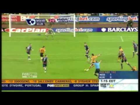 Wolves v Bolton - 5/12/09