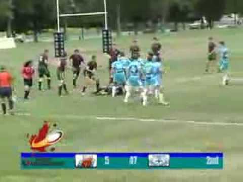 Plate - Quebec v New Brunswick - U16 Boys