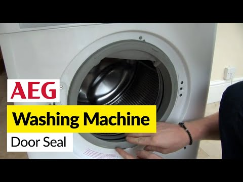How To Replace Front Load Washer Door Boot Diy How To