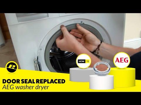bosch washing machine leaking from bottom