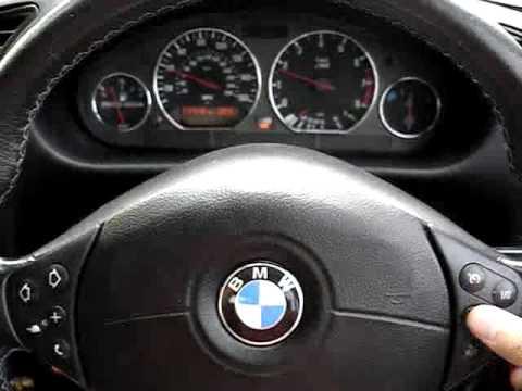 BMW E36 MFL