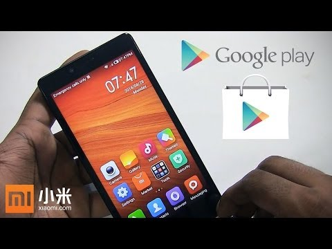 How to get Google Play Services (incl. Play Store) on Xiaomi Devices (NO Root)