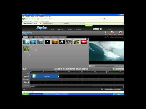 Free Online Video  Editor: Jaycut Tutorial
