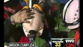 Thumb Video del rescate del Último Minero, Luis Urzúa