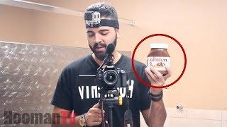 [Nutella Restroom Prank!] Video