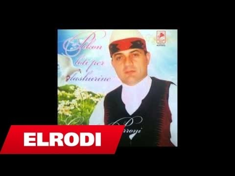 Gjovalin Prroni - Lamtumire e dashur (Official Song)