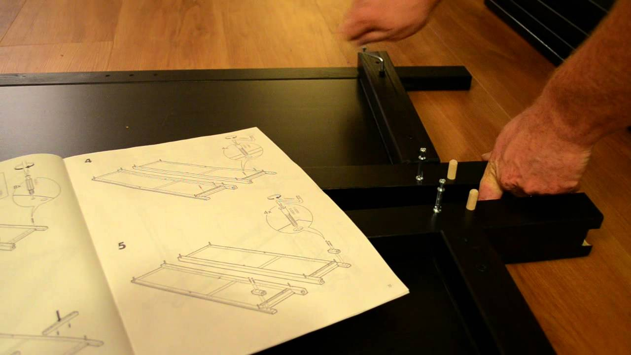 Ikea assembling ikea furniture tips on how to put for Furniture you put together