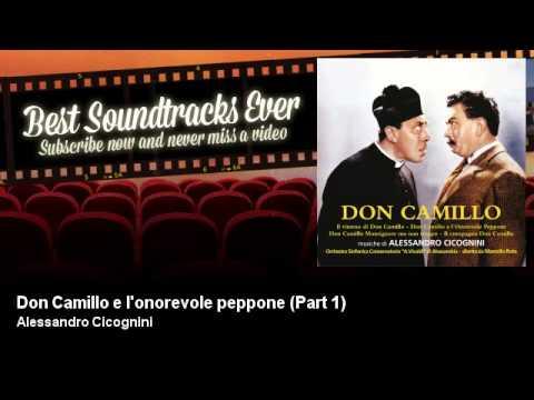 Alessandro Cicognini - Don Camillo e l'onorevole peppone - Part 1 - Best Soundtracks Ever