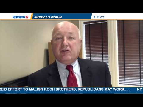 America's Forum |  Pete Hoekstra discusses the Government Accountability Office's