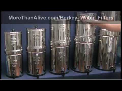 Berkey Filter Comparison