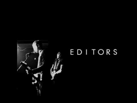 Editors - Escape The Nest