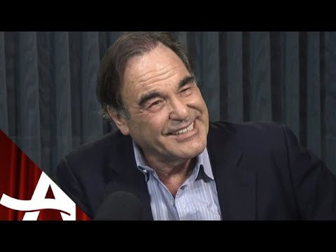 Oscar winner Oliver Stone on JFK with Bill Newcott | November...