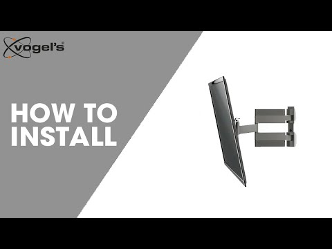 Installation video THIN 245 turn wall mount
