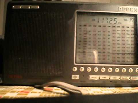 DXing- Radio New Zealand International - 03.11.2015 - 17 54 UTC