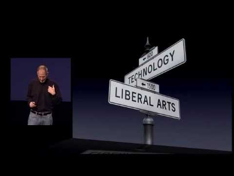 Steve Jobs: Technology & Liberal Arts
