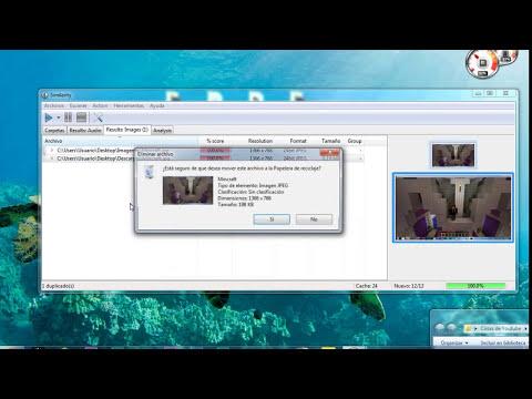 Eliminar archivos duplicados en tu PC - Similarity 2014 - Tutorial