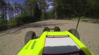 GoPro Hero 3 On The Team Associated RC8.2e RS RTR