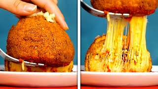 YUMMY CHEESE RECIPES || 24 Delicious Food Ideas With Cheese