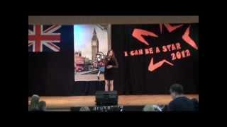 I CAN BE A STAR 2012 miejsce 1 Ulan-Majorat.wmv