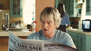 Owen Wilson Says WOW - (PART 1) - Complete