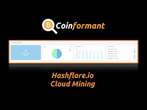 Hashflare Bitcoin Mining Profits July 2017 - Reinvest Profits