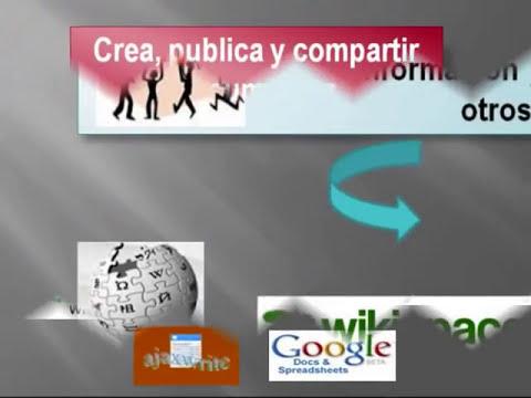 Web 2 0 en español