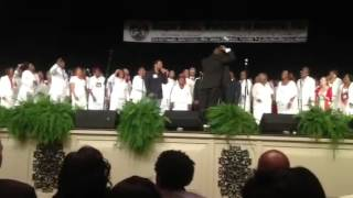 GMWA National Mass Choir July 13, 2012