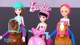 Barbie On the Go Dolls from Mattel