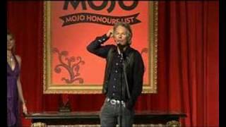 John Lydon Acceptance Speech -  MOJO Honours List 2008!