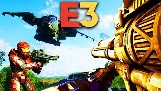 ALL Halo Infinite E3 2019 gameplay RUMORS + INSIDER LEAKS