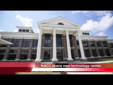 Northeast Alabama Community College opens new MSET Center