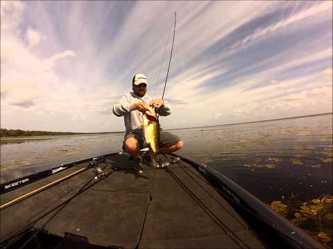 Fishing the St. Johns River with Fitzgerald Rods 8lber