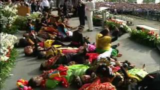 Benny Hinn - Anointing Falling in Jakarta