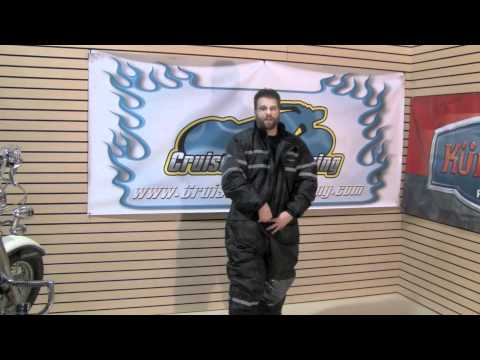 Nelson Rigg Arctic 1 Piece Thermal Rain Suit HD Video