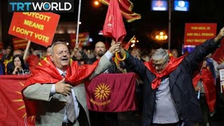 Macedonia Referendum fails to attract voters
