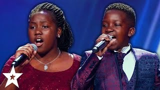 Judge SPLITS Kid Singers On East Africa's Got Talent 2019! | Got Talent Global