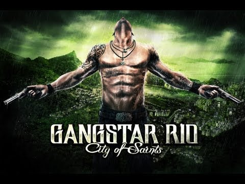 Gangstar Rio: City of Saints - iPad 2 - HD Gameplay Trailer - Part 4