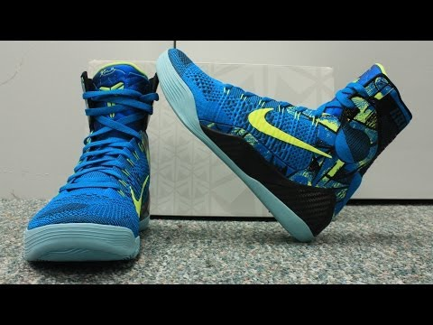 Nike Kobe 9 Elite Perspective Review