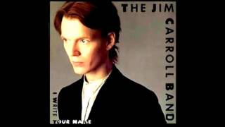 Watch Jim Carroll Black Romance video