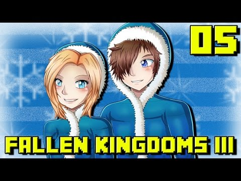 Fallen Kingdoms III : Bunker en Hauteur Jour 05 Minecraft